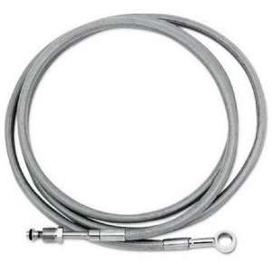 Goodridge 25000 CLU Stainless Steel Braided Clutch Line MAZDA MIATA