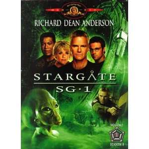 Stargate Sg 1 Season 8 Volume 1 Richard Dean Anderson