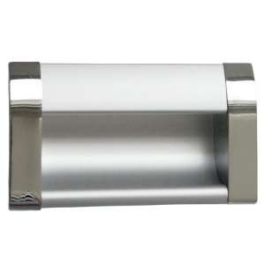 Flush Handle POLONIA 3.7 In. (096mm.) JAKO   Aluminum