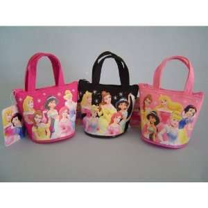 12 Pc Lot Disney Princess Purse for Birthday Party Gift