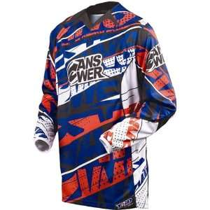 Answer Racing Alpha F 10 Mens Off Road Motorcycle Jersey