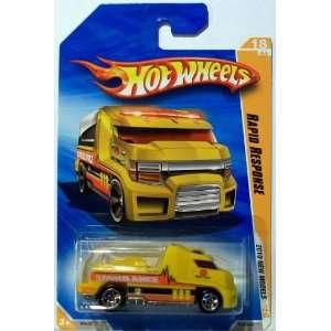2010 Hot Wheels 018/240 Yellow Rapid Response 18/44 Toys