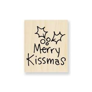 Stampendous C187 Merry Kissmas: Arts, Crafts & Sewing