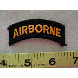 Airborne Patch: Everything Else