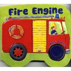 Fire Engine (Vehicle Sound Books) (9781405452823) Books