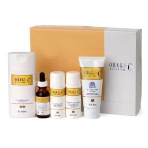 Obagi CRX Skin Health System Kit Beauty
