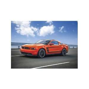 Wallpaper 4Walls Ford Cars 2012 Ford Mustang Boss 302 Competition