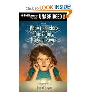Abby Carnelias One and Only Magical Power (9781441864369