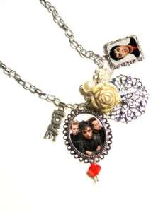GREEN DAY* BILLIE JOE ARMSTRONG Charm necklace