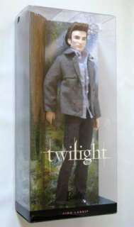 Barbie Twilight Edward Doll Pink Label 2009 New 027084819267