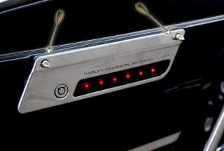 Custom Chrome SaddleBag Latch Spike Screws For Harley