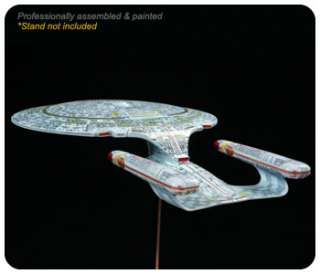 STAR TREK USS ENTERPRISE 1701 D 1/2500 SCALE SNAP KIT