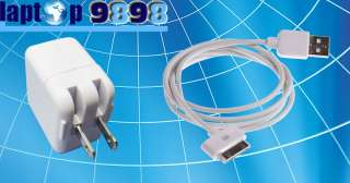 1V 2.1A 10W Adapter Cable USB Wall Charger For Ipod IPhone 4/3GS/3G