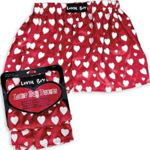 Lover Boy Boxer Shorts: Toys & Games