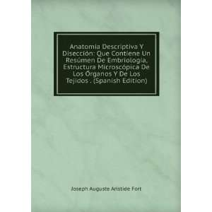 Los Tejidos . (Spanish Edition): Joseph Auguste Aristide Fort: Books