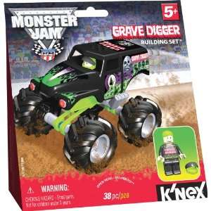 Monster Jam Grave Digger Toys & Games