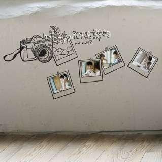 DIY Decorative Wall Paper&Art Sticker Frame ML114