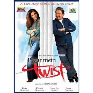 Pyaar Mein Twist (2005) (Hindi Film / Bollywood Movie