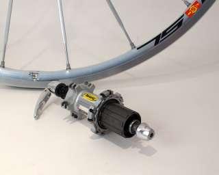 Mavic Ksyrium SL road bike wheelset front wheel + rear hub 700c WHEELS