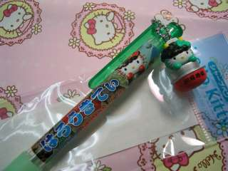 Hello Kitty Japan Limited Devil in the Hell Mechanism Pencil Green