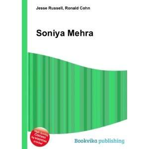 Soniya Mehra Ronald Cohn Jesse Russell Books