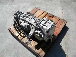 99 Ferrari 550 F550 6 speed manual transmission gearbox