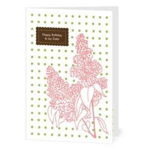 Lovely Lilacs Sister By Lucky Bee Press Health & Personal Care