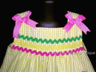 New Baby Girls Rare Editions Butterfly Dress sz 18m NWT