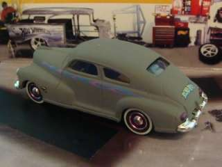 47 Chevy Aero Sedan Rat Rod 1/64 Scale Limited Edition 2 Detailed