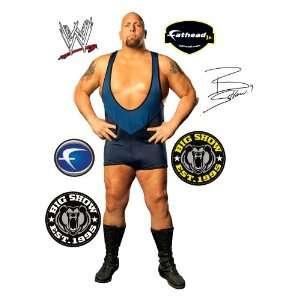 WWE Big Show Junior Wall Graphic
