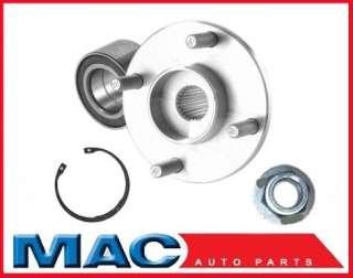 2000 to 2009 Ford Focus Front Hub & Wheel Bearing KIT