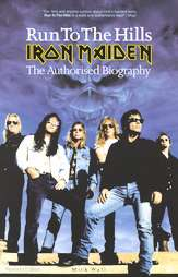 Biography of Iron Maiden by Mick Wall 2001, Paperback, Revised