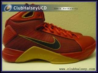 Nike Hyperdunk Basketball China Yao Ming Kobe sz 10.5