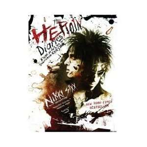 Life of a Shattered Rock Star (Paperback) Nikki Sixx (Author) Books