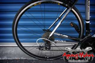 2012 TREK MADONE 4.5 H2 TRIPLE 60CM OCLV CARBON FIBER ROAD BIKE