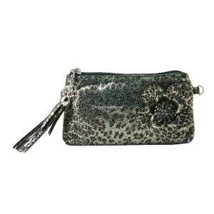Fashion PVC Stylish Big Flower Pattern Women ladies Hand Bag
