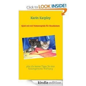 die besten Tipps für eine katzengerechte Wohnung (German Edition