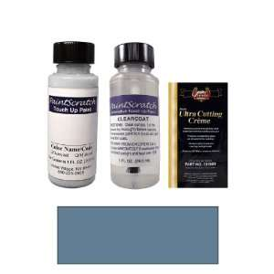 Oz. Brittany Blue Metallic Paint Bottle Kit for 1988 Isuzu Impulse