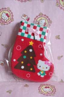 Sanrio Hello Kitty Christmas Xmas Mini Decoration Stocking Sock