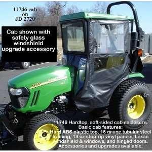 John Deere Tractor Hardtop Cab for 2520/ 2720 Compact