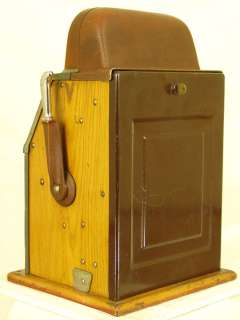 1938 MILLS NOVELTY HORSEHEAD BONUS 5c ANTIQUE SLOT MACHINE   GREAT