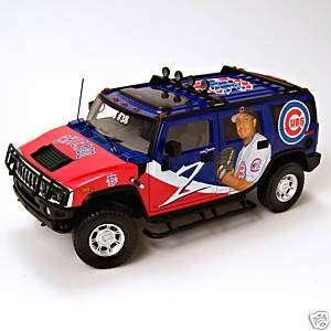 Highway 61 Chicago Cubs Diecast HUMMER Car Sale 118
