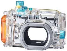 Canon WP DC35 Underwater Waterproof Case For Canon PowerShot S90