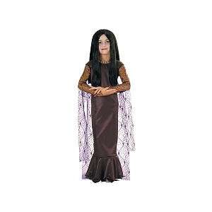 The Addams Family Morticia Halloween Costume   Child Size