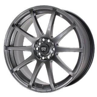 Motegi Racing SP10 MR2743 Hyper Black Wheel with Clear Coat Finish