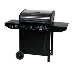 Char Broil 463440109 LP Gas Grill 4 Burner 48000 BTU/h