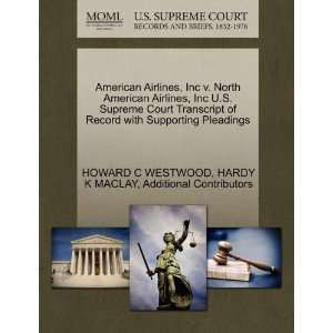 American Airlines, Inc v. North American Airlines, Inc U.S