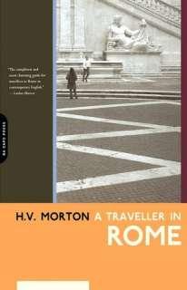 A Traveller in Italy by H.v. Morton, Da Capo Press
