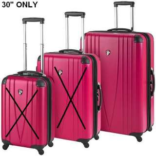 Heys USA 4WD 30 Expandable Spinner Luggage Case FUCHSIA PINK