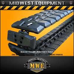 John Deere 50D Hybrid Tracks 400x135x39 Mini Excavator
